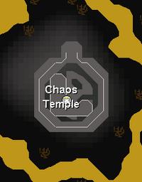 Prayer altaar Chaos Tempel Wild.