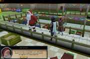 Santa and Diango