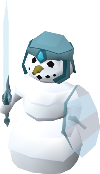 Snow Warrior Runescape Wiki Fandom Powered By Wikia