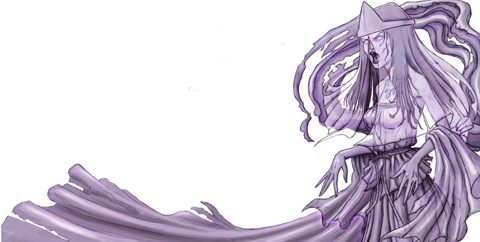 Banshee artwork