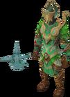 Elf warrior (Cadarn warrior)