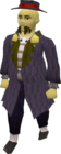 Mayor Hobb (possessed) old
