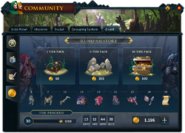RunePass (Ocean's Bounty, Paid) interface 4