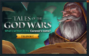 Tales of the God Wars popup