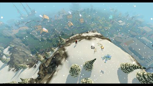 White Wolf Mountain news image