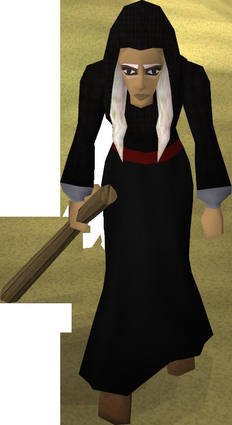 ali the hag