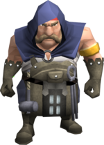Concealed dwarf
