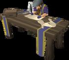 Dwarven recruiter old