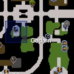 Elven grimoire location