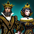 King and Queen of Spades Pack icon