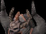 Malevolent helm