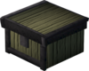 Small dwarven toolbox detail