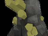 Zephyrium rock