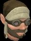 Captain Klemfoodle chathead