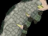 Cave crawler skin