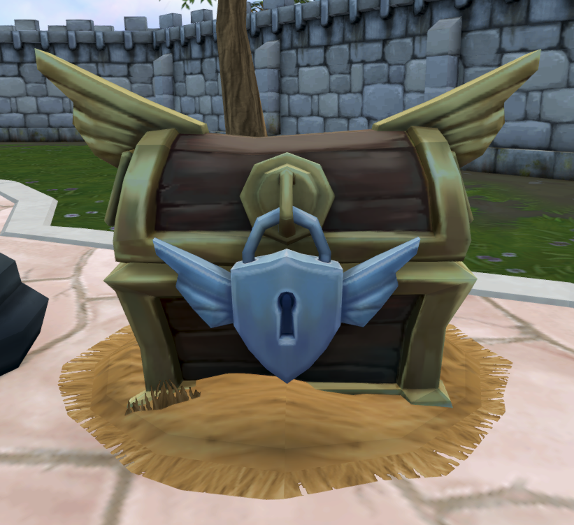 closed chest premier club runescape wiki fandom powered by wikia. Black Bedroom Furniture Sets. Home Design Ideas