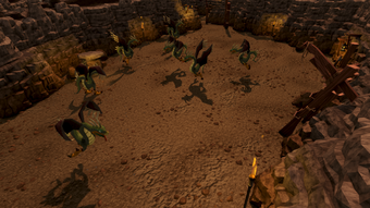 Cockatrices (Fremennik Slayer Dungeon)