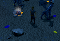 Collecting blue dragon scales.png