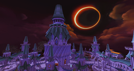 Eclipse before Sliske's Endgame