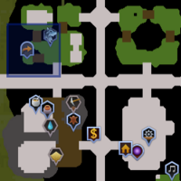 Fairy ring DJS location
