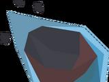Large meteorite