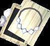 Reaper ornament kit detail