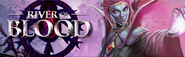 River of Blood lobby banner