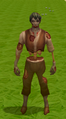 Rotten zombie outfit equipped.png