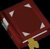 RuneScape Road Trip journal (2014) detail