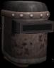 Blacksmith's helmet chathead