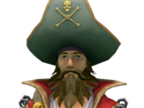 Captain Deathbeard's Feet