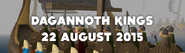 Dagannoth Kings 22 August 2015