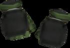 Penance gloves detail