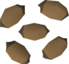 Reed seed detail