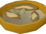 Sliced mushrooms (The Arc)