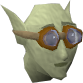 Spit goblin chathead