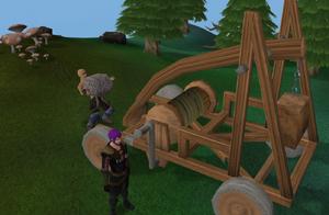 A Construção da Catapulta