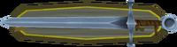 Excalibur mounted