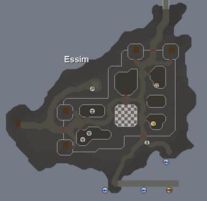Mapa de Essim II