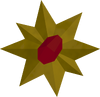 Medium fallen star (Attack) detail