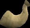 Penance horn detail