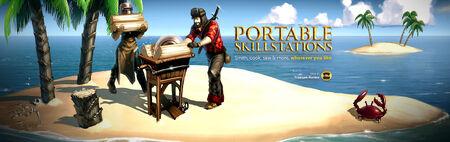 Portable Skillstations head banner