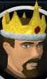 Rei Roald cabeça