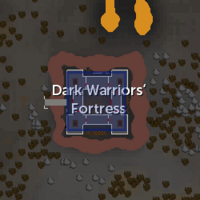 Spirit Realm portal (Dark Warriors' Fortress) location