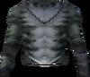 Tiger shark body detail