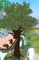 Yew tree (Prifddinas).png