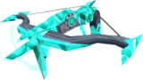 Augmented ascension crossbow detail