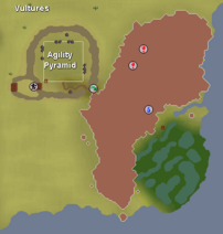 Dealing with Scabaras map