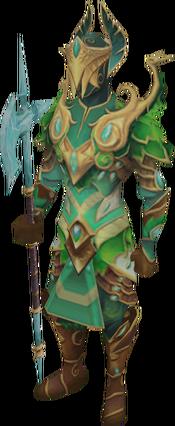 Elven city guard