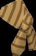 Pirate bandana (orange) detail